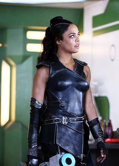 Tessa Thompson in 'Thor: Ragnarok' (2017).