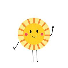 Goooood morning you awesome lot! (Or whatever time of day it is with you). I hope Monday is good to you x #sunshine #illustration #clothkat