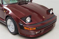 1985 Porsche 911 Turbo Slantnose