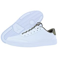 0d07ab663290 Puma-Mens-Court-Breaker-L-Classic-Performance-Tennis-
