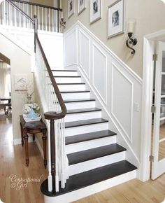 ༺༻  Crown Molding Adds Equity to Your Home Besides Beauty. IrvineHomeBlog.com ༺༻  #Irvine #RealEstate   Wainscoting.
