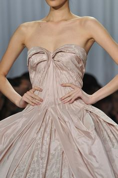 Zac Posen Ready To Wear Spring 2014 - Details