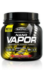 Nano Vapor (1.2 lbs.) by MuscleTech