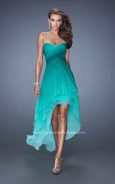BRIDESMAIDS   La Femme Fashion 2014 - La Femme Prom Dresses - La Femme Cocktail Dresses