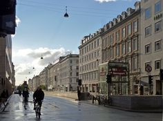 Frederiksborggade, Copenhagen - Category:Nørreport Station - Wikimedia Commons