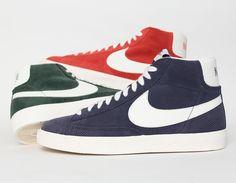 #Nike Blazer Vintage