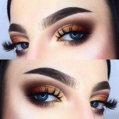 30 Eye Makeup Looks That'll Blow You Away – Ninja Cosmico Loading. 30 Eye Makeup Looks That'll Blow You Away – Ninja Cosmico Eye Makeup Tips, Makeup Tricks, Makeup Goals, Makeup Videos, Makeup Inspo, Eyeshadow Makeup, Makeup Inspiration, Face Makeup, Maybelline Eyeshadow