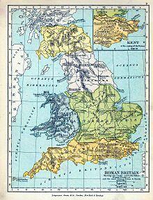 Bretagne (province romaine) - Wikipédia