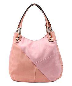 Look at this #zulilyfind! Mauve Delle Shoulder Bag #zulilyfinds