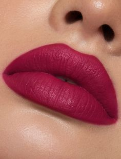Jordy Velvet Liquid Lipstick Lip Kit by Kylie Jenner. The Kylie Cosmetics Liquid Lipstick Lip Kit is your secret weapon to create the perfect 'Kylie Lip.' Each Lip Kit comes with a Velvet Liquid Lipstick and matching Lip Liner. Lipstick Shades, Lipstick Colors, Makeup Lipstick, Lip Colors, Lipstick Brush, Lipsticks, Bold Lip Makeup, Liquid Lipstick, Lip Makeup Tutorial