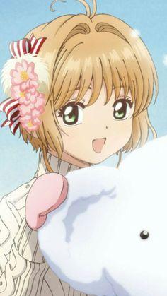 Sakura en la Animedia. CCS Clear Card!.