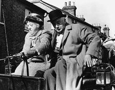 Margaret Rutherford - Stringer Davis (husband and wife in real life)