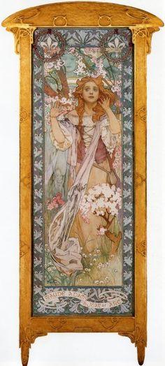 Alfons Maria Mucha / Joan of Arc
