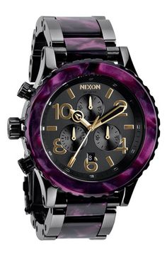Nixon 'The 42-20 Chrono' Watch | Nordstrom $500.00