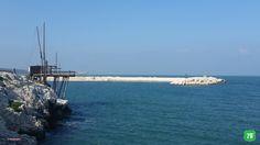 #Trabucco  #Vieste #Gargano #Puglia #Italy #Italia #79thAvenue #EIlViaggioContinua #AlwaysOnTheRoad