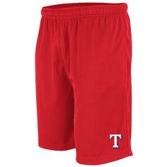 Texas Rangers Team Issued Mesh Short