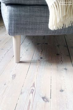 Shoe your sofa with Carl Ash/ Natural. www.prettypegs.com
