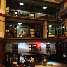 And that ladies and gentleman is how you add LEDs to the Ghostbusters HQ. #lego #afol #afolclub #legomania #brickfan #bricknerd #legocollector #legostagram #instalego #haulingandballing #legophotography #legominifigures #legography #instalego #toys #legocity #mylegocity #brickcentral #legohaul #superheroes #brickphoto #legocollection #legocreator #legophoto #brickphotography #legovip #brick_vision #legocommunity #leds #legoleds by the_bearded_brick