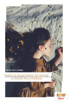 How a good mattress can hep us Sleepwell