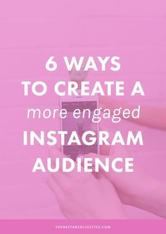 Great advice from Melyssa Griffin on how to create a more engaged Instagram…