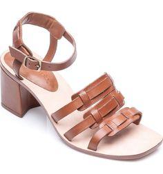 b856064c2ac9 Main Image - Bernardo Footwear Santina Ankle Strap Sandal (Women) Block Heel  Shoes