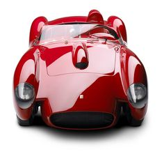 The 1958 Ferrari TR, or 250 Testa Rossa