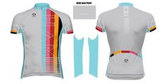HAM Cycles Summer Jersey '14