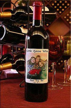 Girls Gone Wine #girlsgonewine
