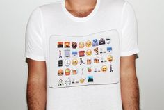 Fancy - Emoji Shirt by The Stonecutter