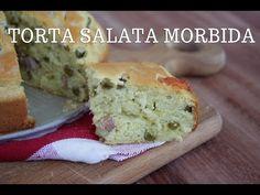 Torta salata morbida e veloce - Impasto base | io cucino così