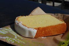 Starbucks Lemon Pound Cake w/ Icing Copycat Recipe