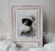 A merry chrstimas card by Minna