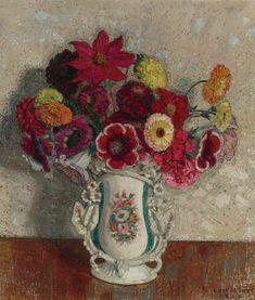 Leon-De-Smet-Vase-of-Flowers-1930-Impressionism-Paintings-21.jpeg 1,359×1,600 pixels