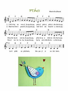Kids Songs, Music Lessons, Preschool Activities, Mario, Education, Children, Piano, Birds, Young Children