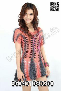 Anne Croche * Hecho a mano * Fashion: CROCHE CLIP 2 INSPIRACIONES
