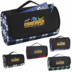 15711 - Roll-Up Picnic Blanket