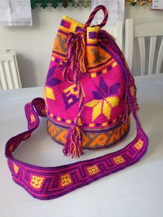 Mochila look-a-like, made by me