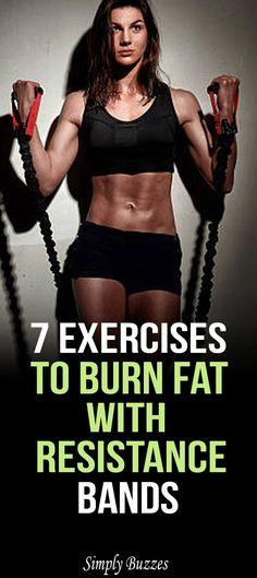 Trainingsraum - Freizeiteinrichtung Weibliche Person Fitnesseinrichtung Dehnen Gummiband Muskulös Nur Frauen Entschlossenheit Entspannungsübung
