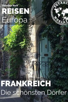 Das Département Vaucluse zählt 7 der schönsten Dörfer Frankreichs. Wir haben 4 davon besucht und in eine coole Tagestour bepackt.