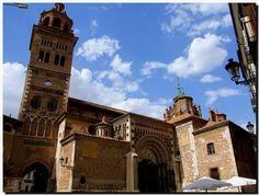 Teruel. City of lovers in Spain
