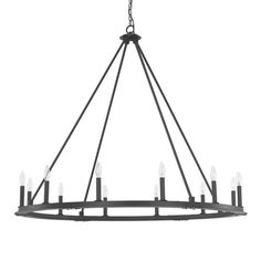 Buy the Capital Lighting Black Iron Direct. Shop for the Capital Lighting Black Iron Pearson 12 Light Wide Chandelier and save. Black Iron Chandelier, Industrial Chandelier, Farmhouse Chandelier, Wagon Wheel Chandelier, Candle Chandelier, Candelabra Bulbs, Farmhouse Lighting, Entry Chandelier, Contemporary Chandelier