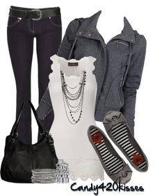 """""""my style"""" by candy420kisses on Polyvore"""