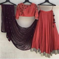 Designer Lehengas Choli and ghagra choli on sale at vivahfashion shop online latest collections lehengas designs in various styles colors patterns in India Choli Designs, Lehenga Designs, Half Saree Designs, Blouse Designs, Indian Lehenga, Half Saree Lehenga, Lehnga Dress, Lehenga Blouse, Lehenga Skirt