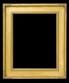American Impressionist frame with Twachman style corner carve.