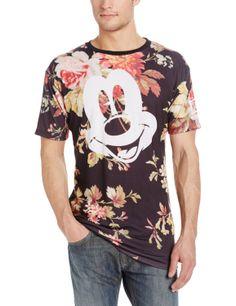 Neff Men's Mickey Face Tee #mickeymouse #neff #awesometshirts