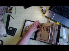 Heartfelt Creations Flip Fold Album Part 5 - May 17, 2016 - YouTube