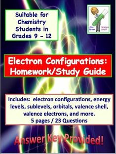 chemistry unit grade 10 full lessons u003e 12 power points 238 rh pinterest com chemistry grade 12 study guide free download pdf Modern Chemistry Study Guide