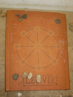 Roman Board Game, Segedunum | Flickr - Photo Sharing!