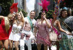 Bloco da Preta (Foto: Felipe Panfili/AgNews) #carnavalrio2013