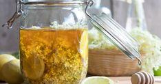 Osviežujúci, aromatický sirup nielen na leto. Sauvignon Blanc, Ipa, Alcoholic Drinks, Stock Photos, Canning, Flowers, Food, Spreads, Marmalade
